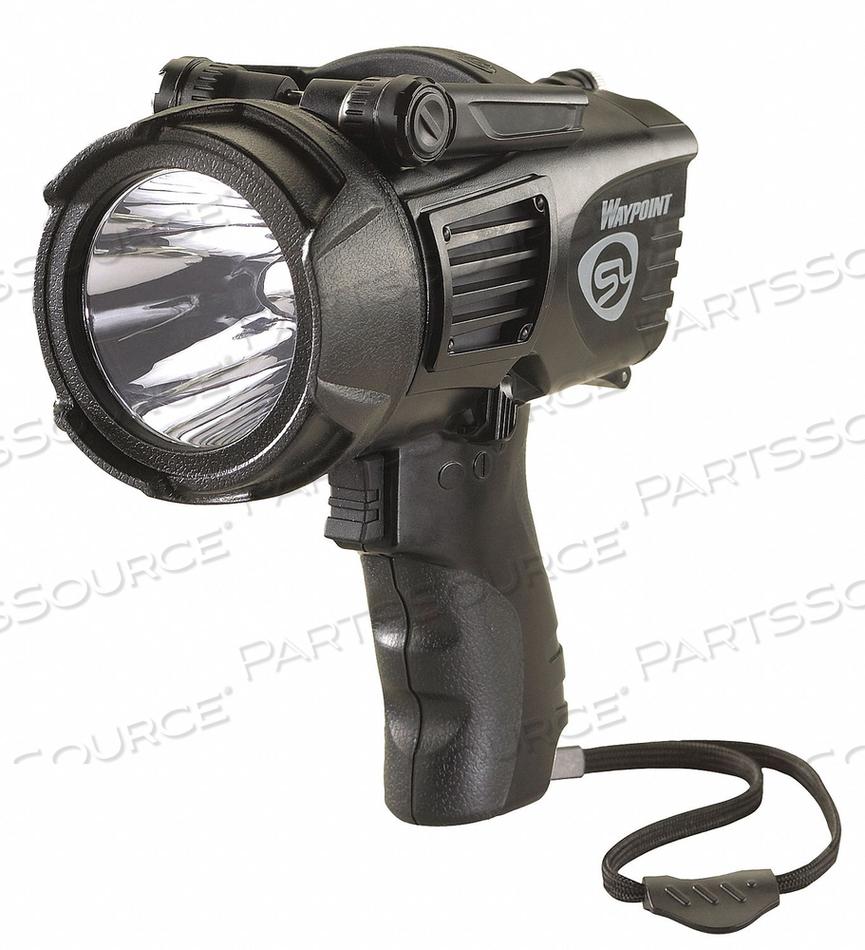 INDUSTRIAL SPOTLIGHT LED BLACK by Streamlight