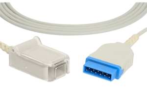 10 FT SPO2 ADAPTER CABLE by GE Medical Systems Information Technology (GEMSIT)