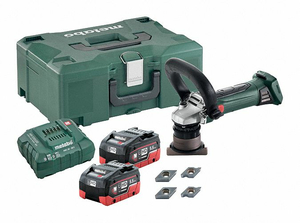 CHAMFER MACHINE BATTERY INCLUDED 14.3 L by Metabo