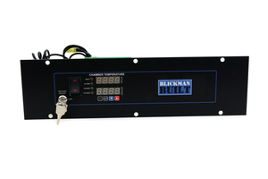 CONTROL PANEL ASSEMBLY FOR WARMING CABINET by Blickman