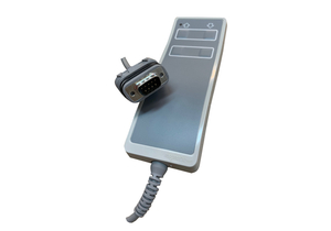 2 FUNCTION HAND CONTROL/LOW COLUMN by Heritage Medical Products