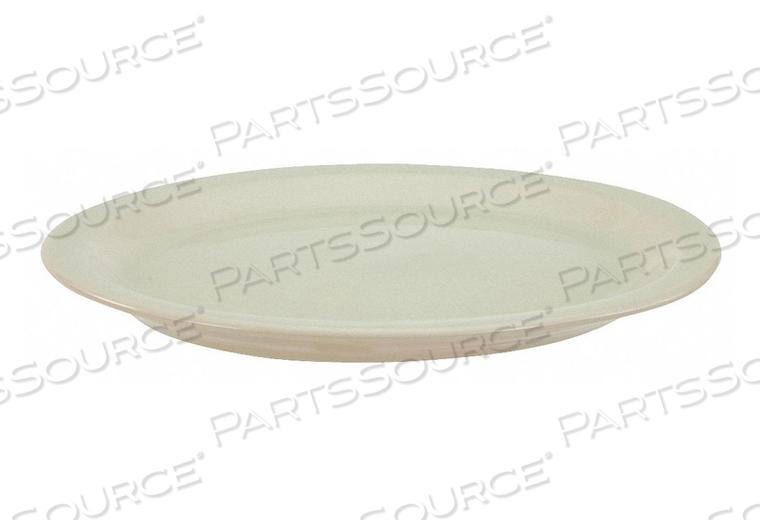 PLATTER 13-1/2 IN. BONE WHITE PK12 by Crestware
