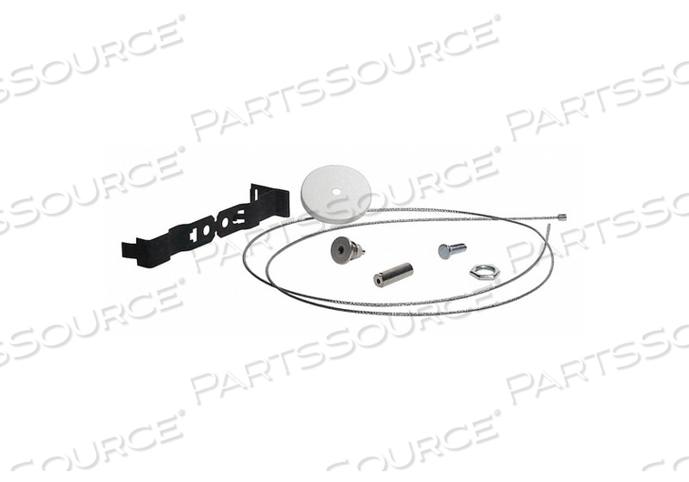 ADJUSTABLE CABLE CANOPY KIT by Cree