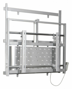 TV WALL MOUNT 37-1/2 W ADJUSTABLE 46 H by Balt