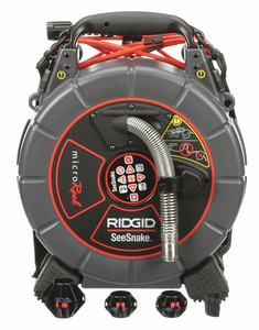 PIPE INSPECTION CAMERA MONITOR 120 V by Ridgid