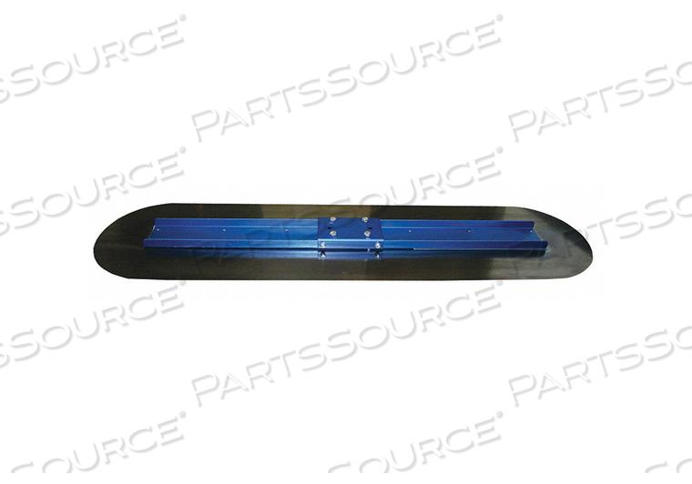 BULL FLOAT RND 12 X 48 IN BLUE STEEL by Kraft Tool