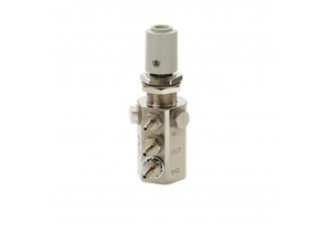WATER RELAY WITH GRAY KNOB, COMBO VALVE by DCI International