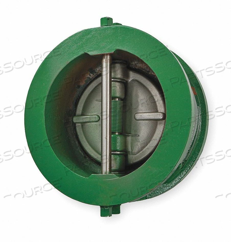 WAFER CHECK VALVE CAST IRON 4 FLANGE by Mueller Steam Specialty