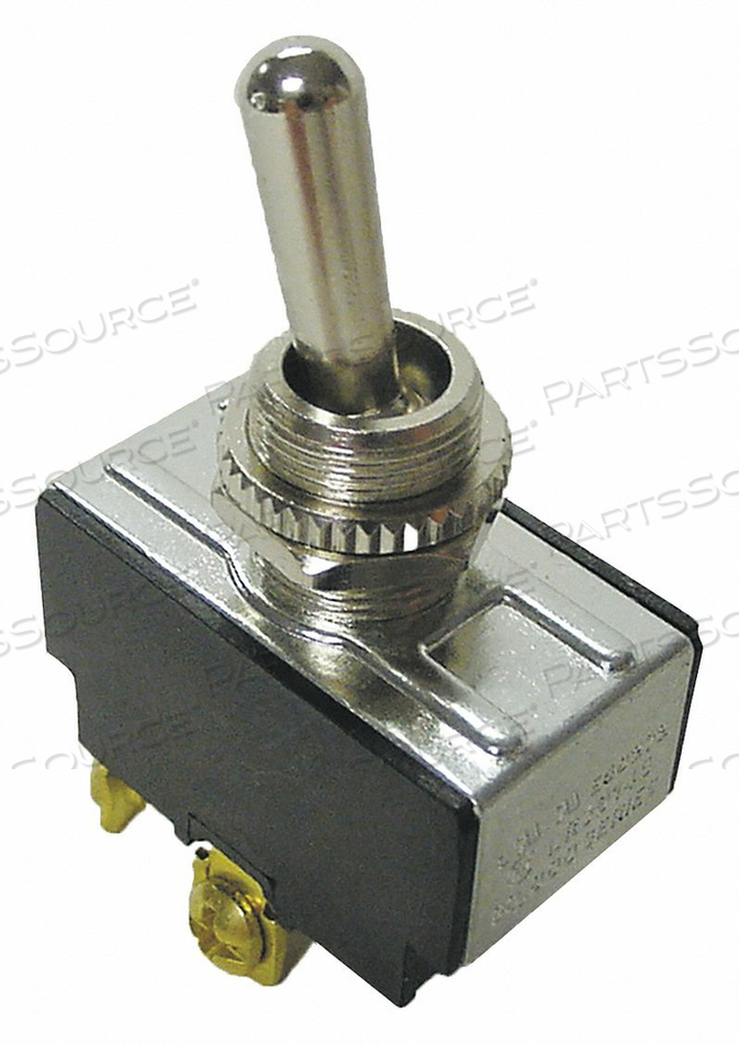 TOGGLE SWITCH DPST 20A 125VAC ON/OFF by Gardner Bender