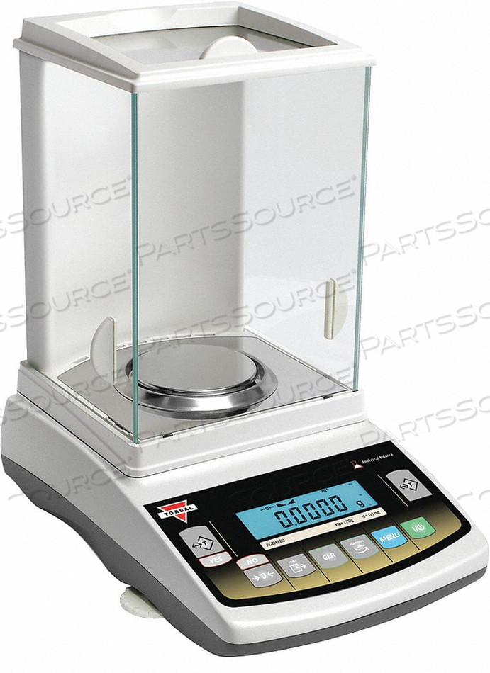 ANALYTICAL BALANCE SCALE 220G 3-1/2 IN. by Torbal