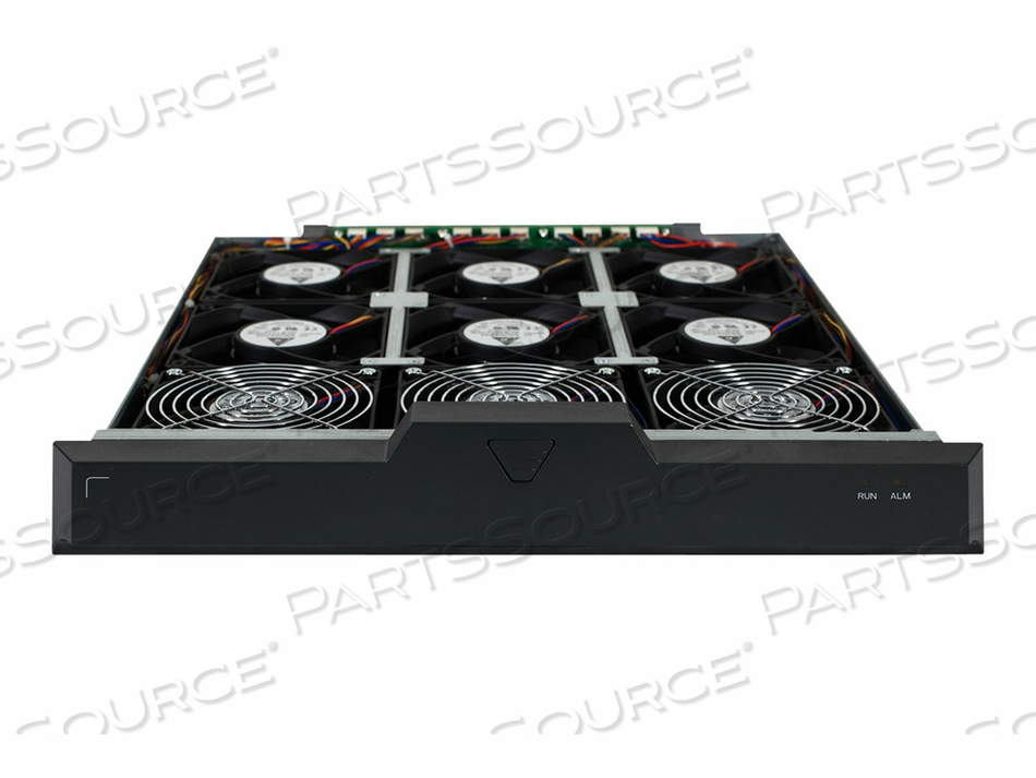 HPE SPARE FAN ASSEMBLY - NETWORK DEVICE FAN TRAY - REMARKETED - FOR HPE HSR6808 by HP (Hewlett-Packard)