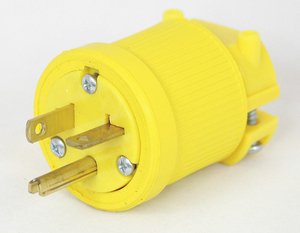 PLUG 5-20P 20A 125VAC 1 PHASE by KH Industries