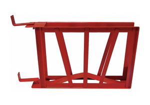 FIRE HOSE STORAGE RACK 100 FT 2 1/2 ID by Moon American
