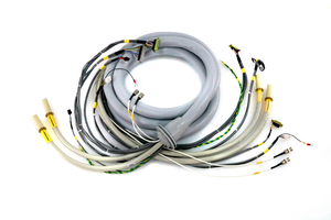 HIGH VOLTAGE CABLE ASSEMBLY, STD-C (END OF LIFE / NO LONGER SUPPORTED BY OEM) by OEC Medical Systems (GE Healthcare)