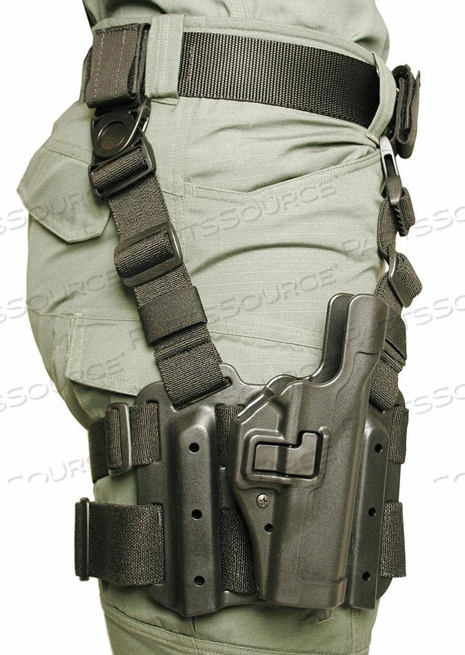 SERPA DUTY HOLSTER GLK 17/19/22/23/31/32 by Blackhawk