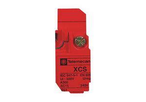SAFETY INTERLOCK 300VAC 10A TXCS by Telemecanique Sensors