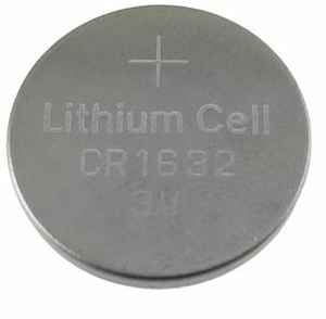 BATTERY, COIN CELL, 1632, LITHIUM, 3V, 137 MAH FOR ZOLL M SERIES by R&D Batteries, Inc.
