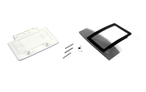 REPLACEMENT BATTERY COVER KIT by Spacelabs Healthcare