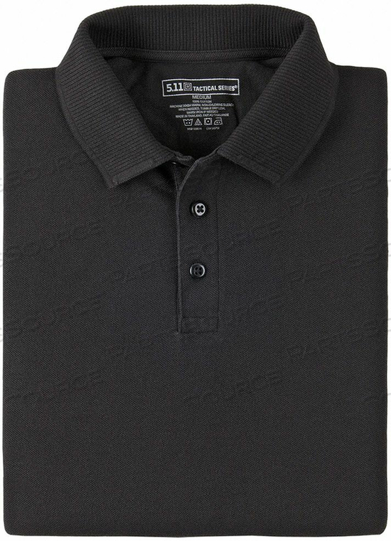 PROFESSIONAL POLO TALL 5XL BLACK by 5.11 Tactical
