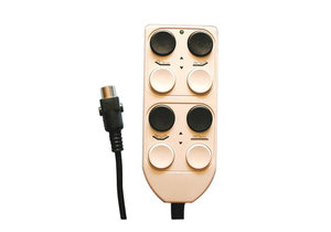 8 BUTTONS HANDSET by NOA Medical Industries