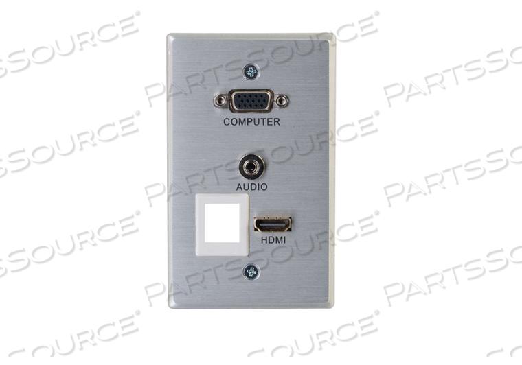 SG AL VGA+3.5MM RRMF, HDMI RRO, KEY by Legrand AV (C2G)