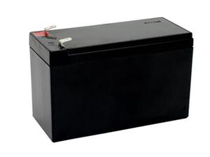 BATTERY, SEALED LEAD ACID, 12V, 9 AH, FASTON (F1) by R&D Batteries, Inc.