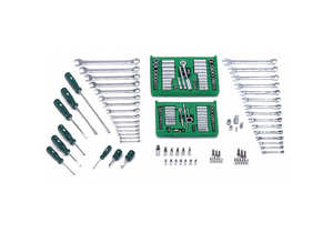 MASTER TOOL SET MECHANIC 172 PC by SK Professional Tools