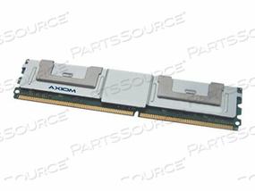 AXIOM AX - DDR2 - 16 GB : 2 X 8 GB - FB-DIMM 240-PIN - 667 MHZ / PC2-5300 - FULLY BUFFERED - ECC