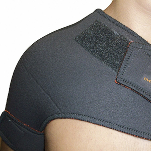 SHOULDER SUPPORT BLACK XL by Impacto