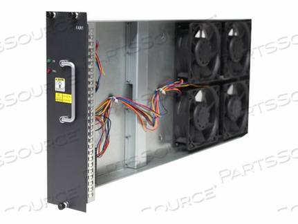 HPE SPARE BOTTOM FAN TRAY ASSEMBLY - NETWORK DEVICE FAN TRAY - FOR HPE 10512 SWITCH CHASSIS by HP (Hewlett-Packard)