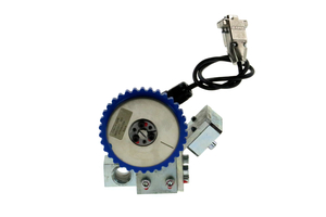 AXIAL DRIVE FEEDBACK ENCODER ASSEMBLY, WITH HI-RELI C-PULSE ENCODER, HUB-MOUNTED M-D SPROCKET by GE Healthcare