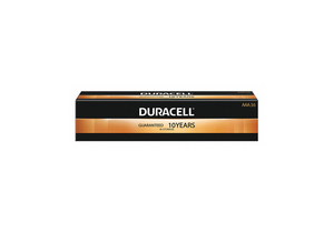 BATTERY, AAA, ALKALINE, 1.5V, 1200 MAH (PACK OF 36) by Duracell