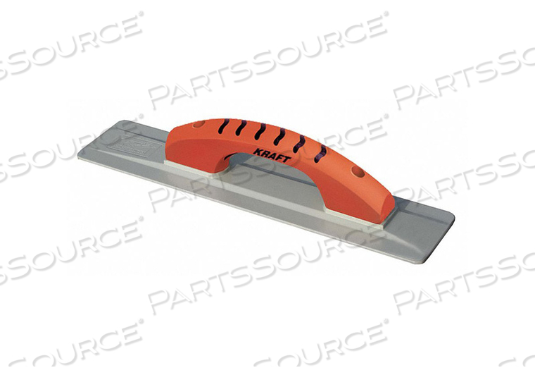 CONCRETE HAND FLOAT SQ 3-1/2 X 16 IN MAG by Kraft Tool
