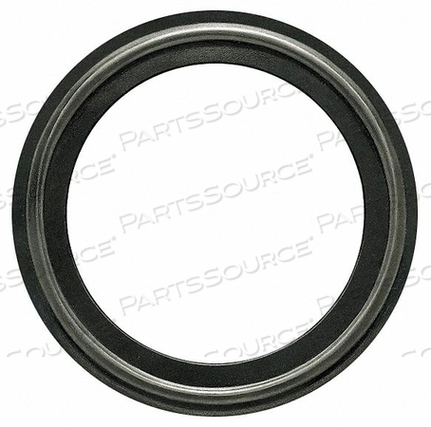 GASKET SIZE 4 IN TRI-CLAMP FKM by Rubberfab
