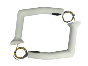 LONG HANDLE SET WITH SWITCHES by Siemens Medical Solutions