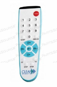 HANDHELD UNIVERSAL CONTROL CLEAN REMOTE by Crest Healthcare