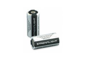 BATTERY, 123, LITHIUM, 3V, 1400 MAH (PACK OF 400) by Streamlight