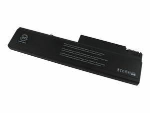 BTI - NOTEBOOK BATTERY ( PREMIUM ) - 1 X LITHIUM ION 6-CELL 5200 MAH - BLACK - FOR HP 6530B, 6535B, 6730B by Battery Technology