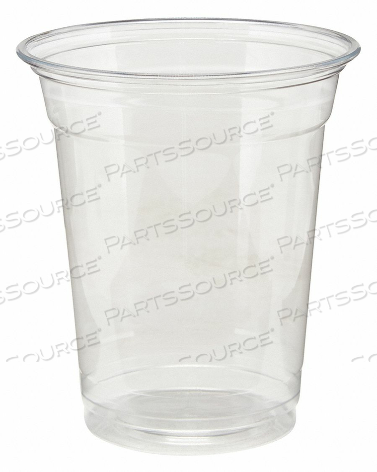 DISPOSABLE COLD CUP PLASTIC 12 OZ. PK500 by Dixie