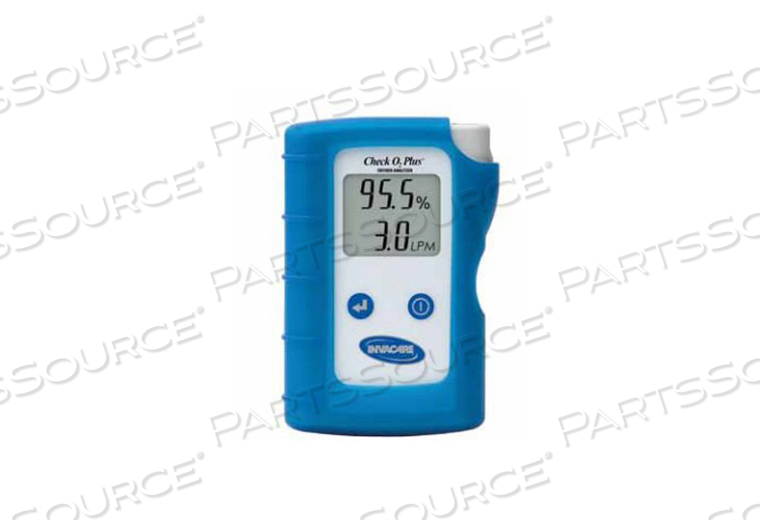OXYGEN ANALYZER, OXYGEN, 21 TO 95.6%, 0 TO 10 LPM, 0.5 TO 50 PSI by Invacare Corporation