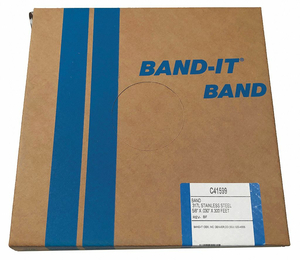 BAND 317L 1/4H SS 5/8 X 0.030 X 300FT by Band-It