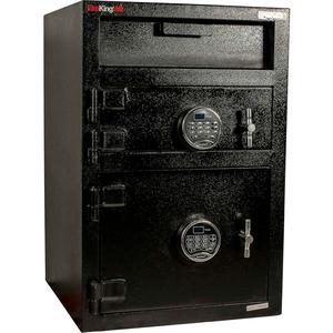 "MAIL BOX DROP SAFE 20""W X 20""D X 30""H ELECTRONIC LOCK 1.35 CU. FT. BLACK by Fire King"