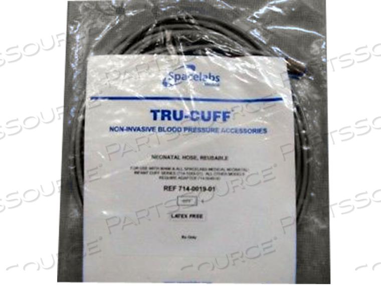 HEALTHCARE 9 FT SINGLE TUBE NIBP HOSE by Advantage Medical Cables, Inc (AMC)