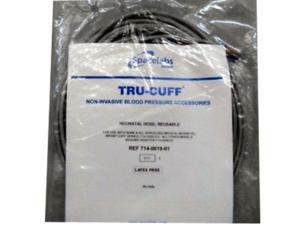 HEALTHCARE 9 FT SINGLE TUBE NIBP HOSE by Advantage Medical Cables, Inc (AMC a LifeSync Company)