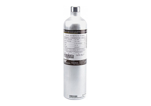 CALIBRATION GAS 1.25 PERCENT CH4 34L by BW Technologies