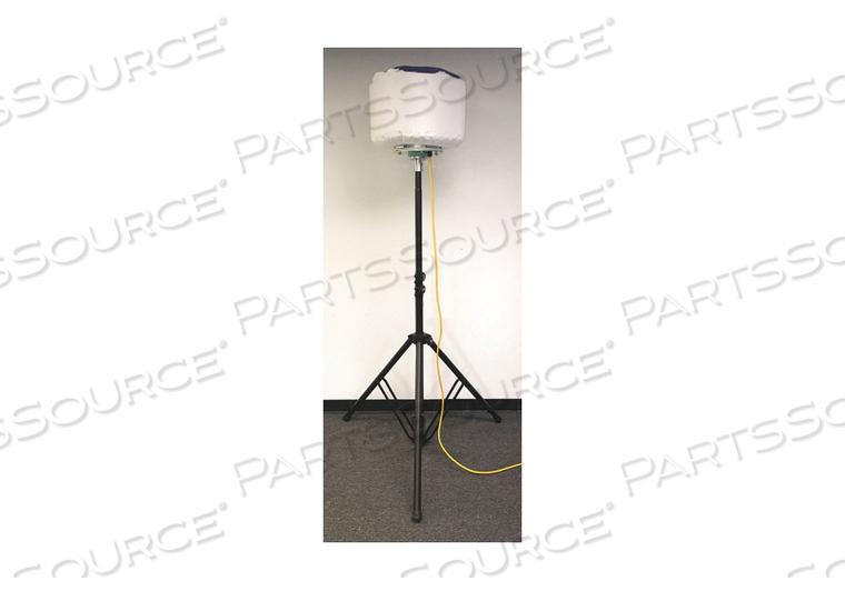 TEMPORARY JOB SITE LIGHT 200W LED IP65 by 8 12 Illumination