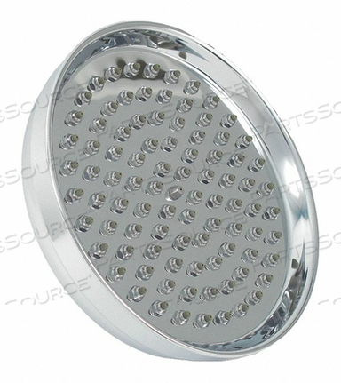 SHOWER HEAD WALL MOUNT 6IN. FACE DIA. by Trident