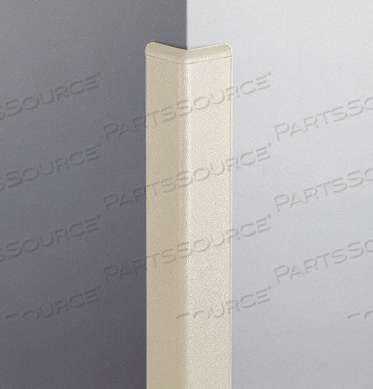 CORNER GRD 96IN.H EGGSHELL PEBLETTE by Pawling Corp