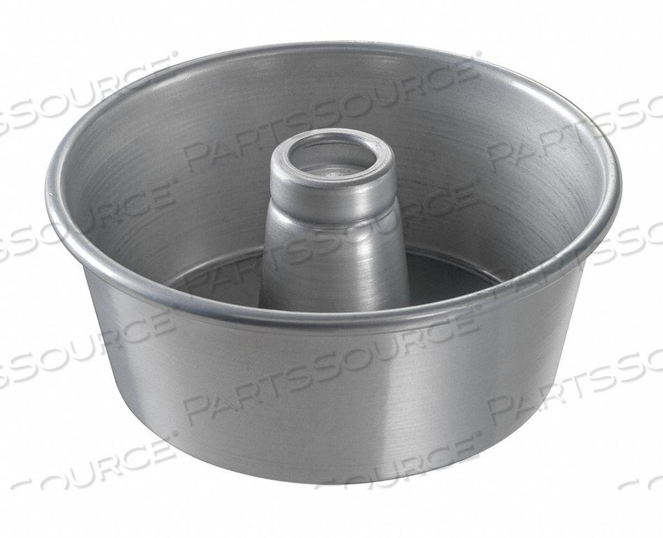 ANGEL FOOD/TUBE CAKE PAN PLAIN 9-1/4 by Chicago Metallic