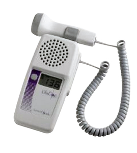 LIFEDOP 250 DOPPLER DISPLAY WITH 3MHZ PROBE by Wallach Surgical Devices / Summit Doppler Systems